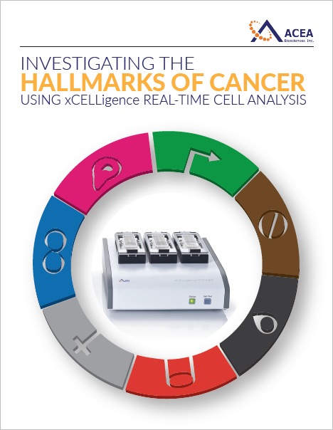 investigating the hallmarks of cancer